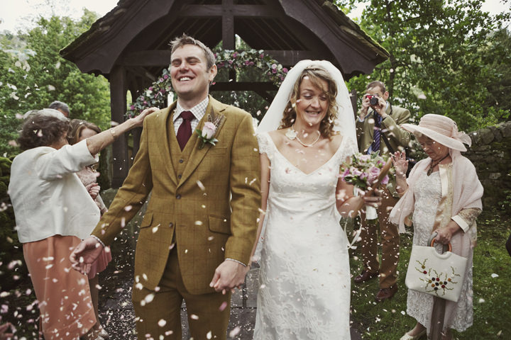 27 Hay Bales and Tractor Loving Yorkshire Wedding My Mark Tattersall