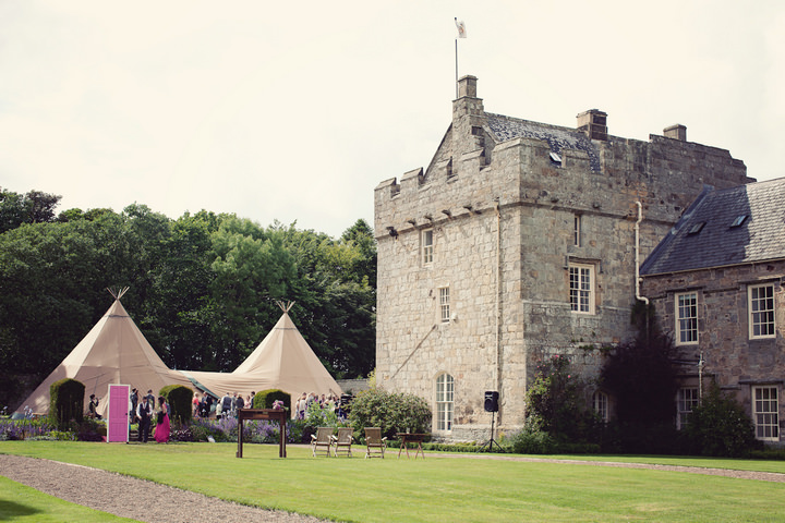27 Northumberland Tipi wedding by Katy Lunsford