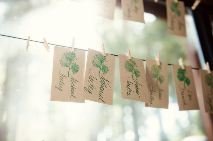 28 Rustic Outdoor Woodland Wedding