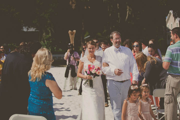 29 Florida Lake Wedding. By Stacy Paul Photography