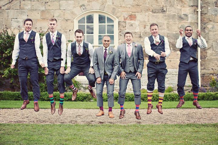 29 Northumberland Tipi wedding by Katy Lunsford