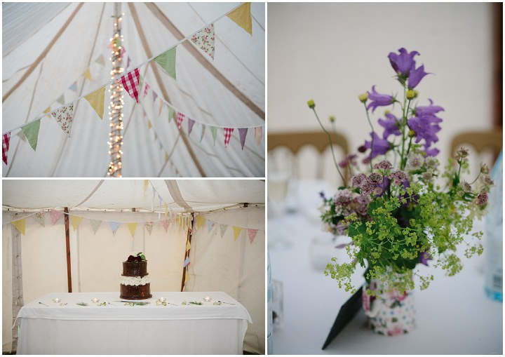29 Relaxed, Countryside Wedding