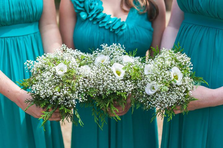 3 English, Country Wedding By Tom Redman