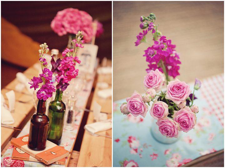 3 Northumberland Tipi wedding by Katy Lunsford