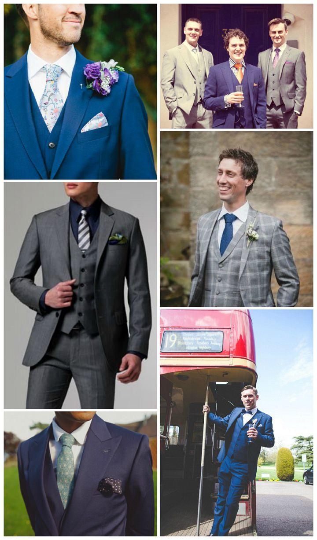 Tweed Suits  Grey Black Blue amp Brown   House of Cavani