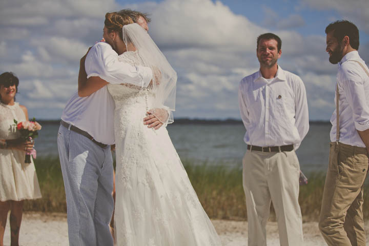 30 Florida Lake Wedding. By Stacy Paul Photography