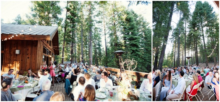 30 Rustic Outdoor Woodland Wedding