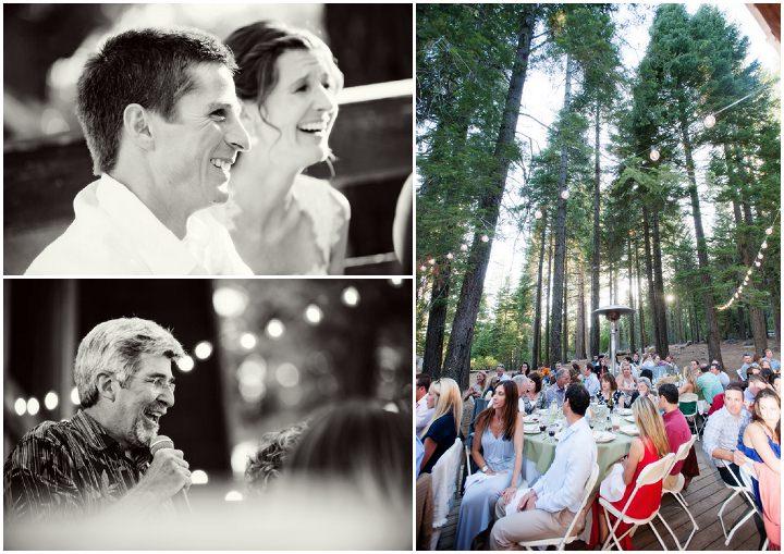 31 Rustic Outdoor Woodland Wedding
