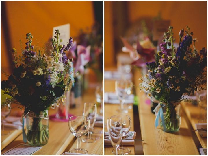 32 Summer Fete Homespun Barn Wedding. By Toast of Leeds