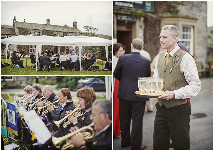33 Hay Bales and Tractor Loving Yorkshire Wedding My Mark Tattersall