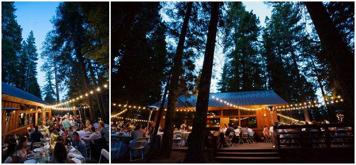 33 Rustic Outdoor Woodland Wedding