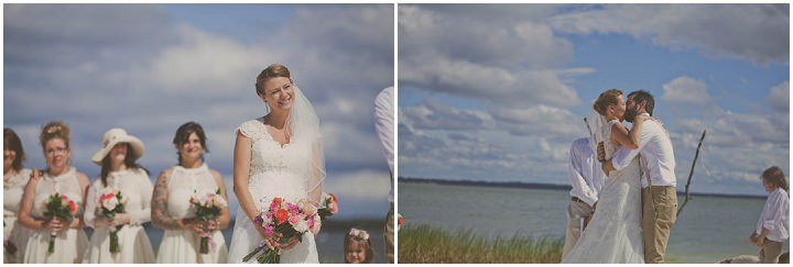 35 Florida Lake Wedding. By Stacy Paul Photography