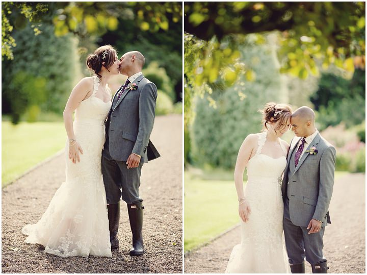 35 Northumberland Tipi wedding by Katy Lunsford