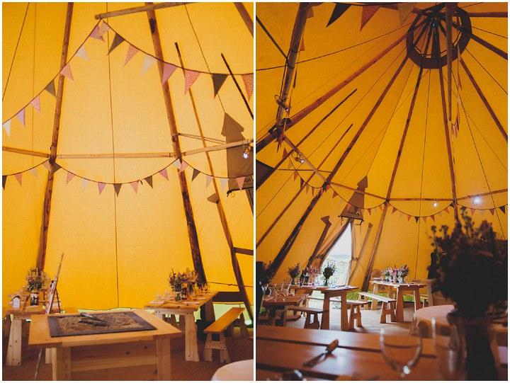 36 Summer Fete Homespun Barn Wedding. By Toast of Leeds