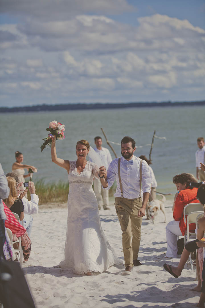 37 Florida Lake Wedding. By Stacy Paul Photography