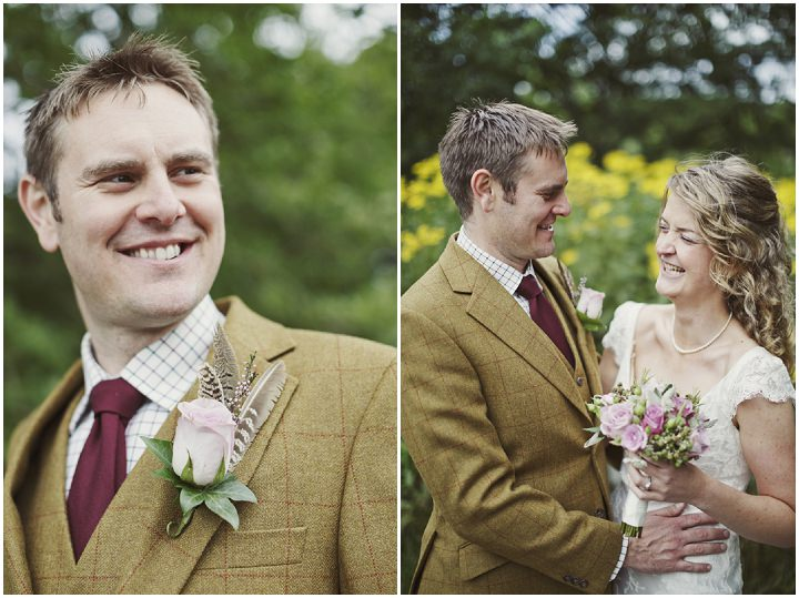 38 Hay Bales and Tractor Loving Yorkshire Wedding My Mark Tattersall