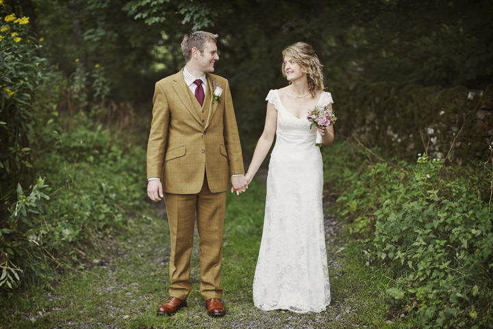 39 Hay Bales and Tractor Loving Yorkshire Wedding My Mark Tattersall