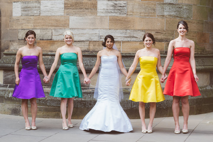 4 Colourfull Caribbean Meets Scottish Wedding