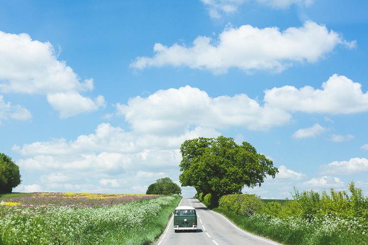 4 English, Country Wedding By Tom Redman