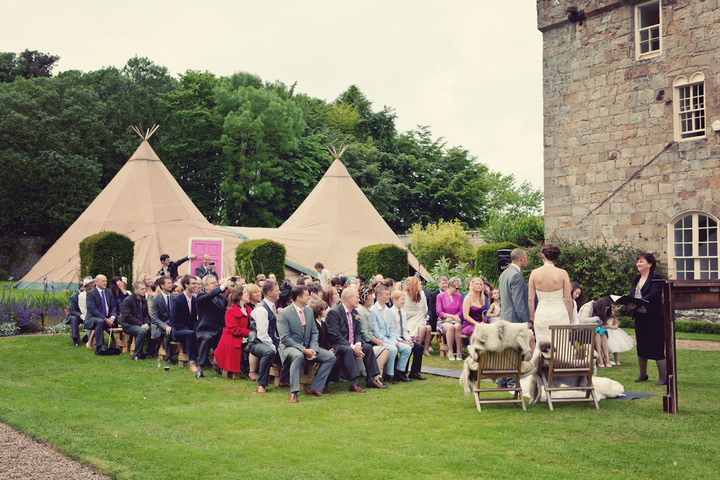 4 Northumberland Tipi wedding by Katy Lunsford