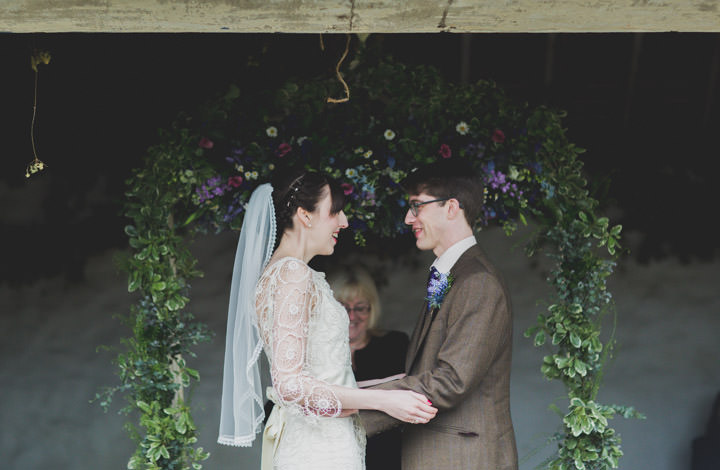 4 Summer Fete Homespun Barn Wedding. By Toast of Leeds