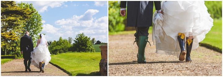41 English, Country Wedding By Tom Redman