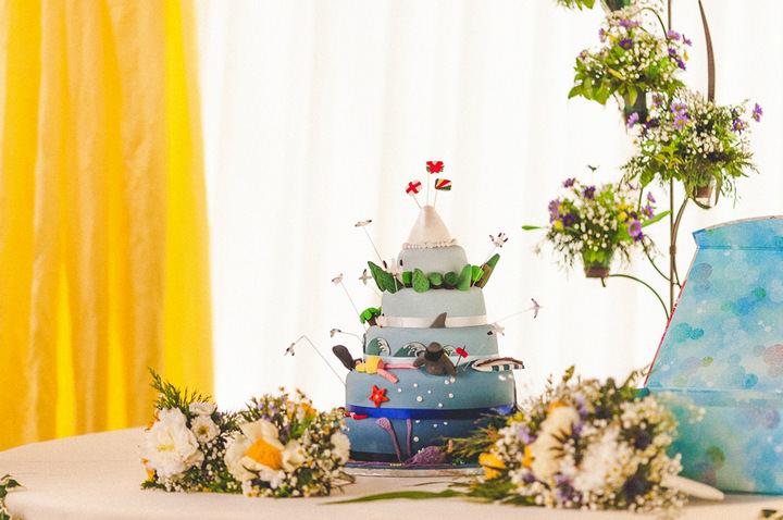 41 Hand Fasting Farm Wedding
