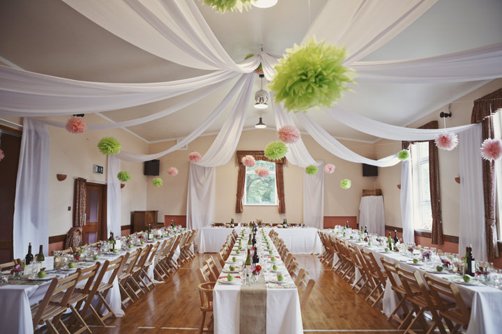 How To Decorate A Village Hall For Wedding Midway Media