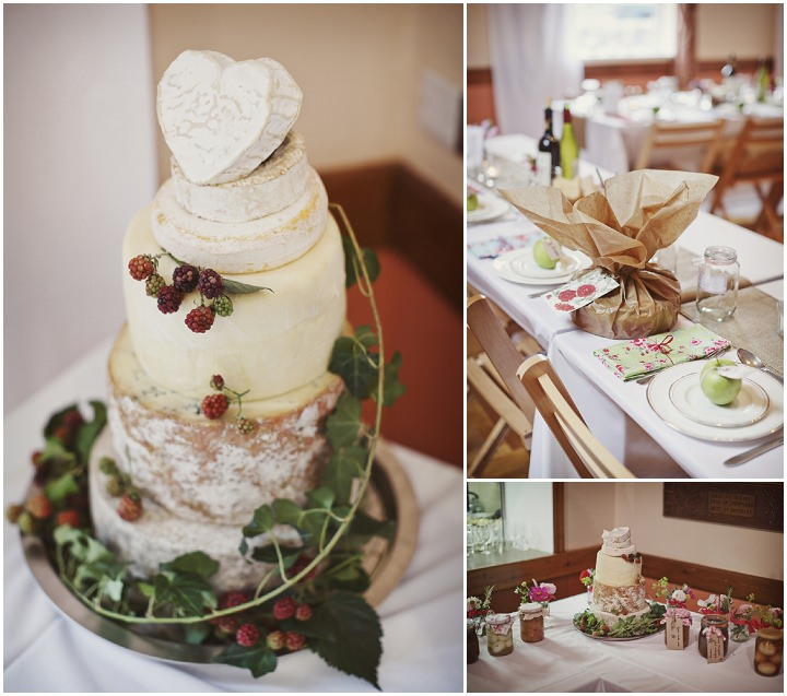 48 Hay Bales and Tractor Loving Yorkshire Wedding My Mark Tattersall