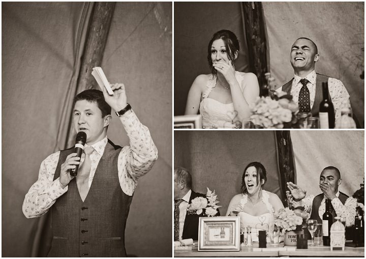 49 Northumberland Tipi wedding by Katy Lunsford