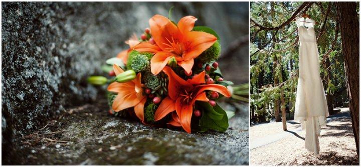 5 Rustic Outdoor Woodland Wedding