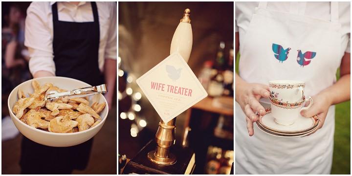 50 Northumberland Tipi wedding by Katy Lunsford