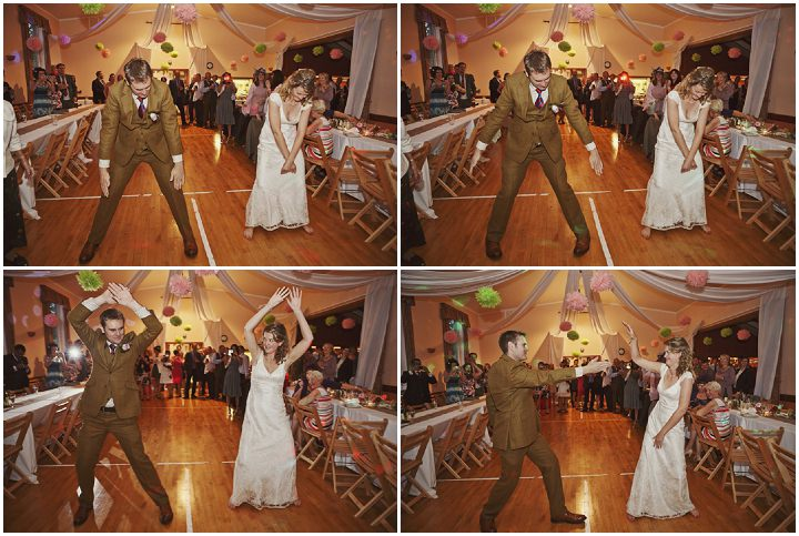 52 Hay Bales and Tractor Loving Yorkshire Wedding My Mark Tattersall