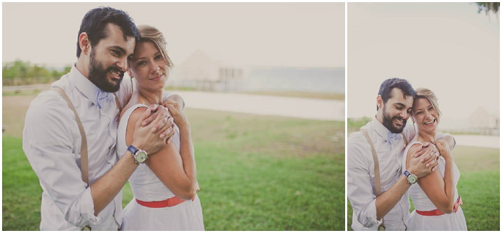 53 Florida Lake Wedding. By Stacy Paul Photography