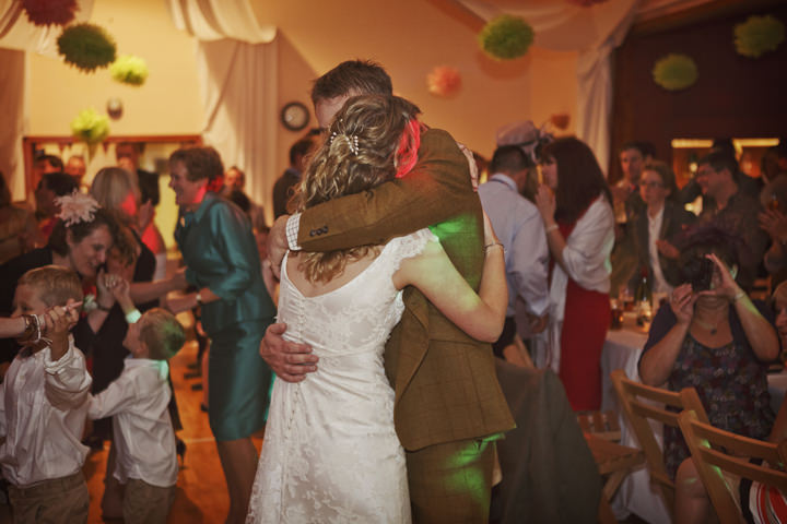 53 Hay Bales and Tractor Loving Yorkshire Wedding My Mark Tattersall