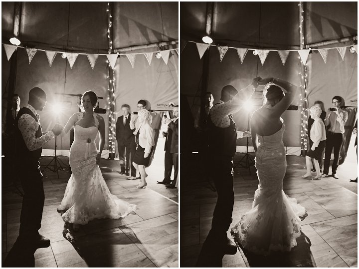 54 Northumberland Tipi wedding by Katy Lunsford