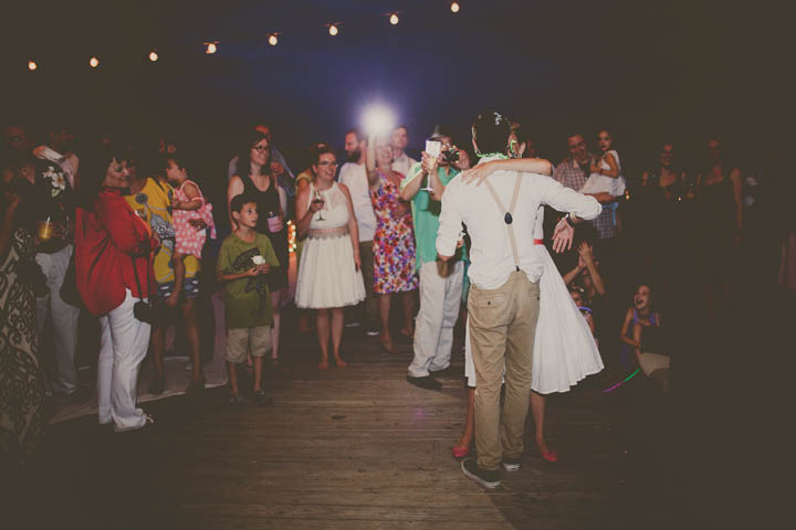 56 Florida Lake Wedding. By Stacy Paul Photography