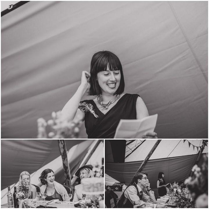 57 Summer Fete Homespun Barn Wedding. By Toast of Leeds