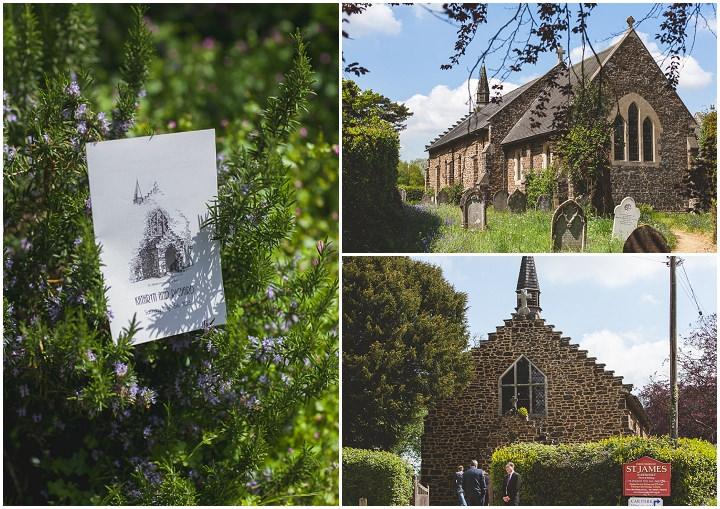 6 English, Country Wedding By Tom Redman