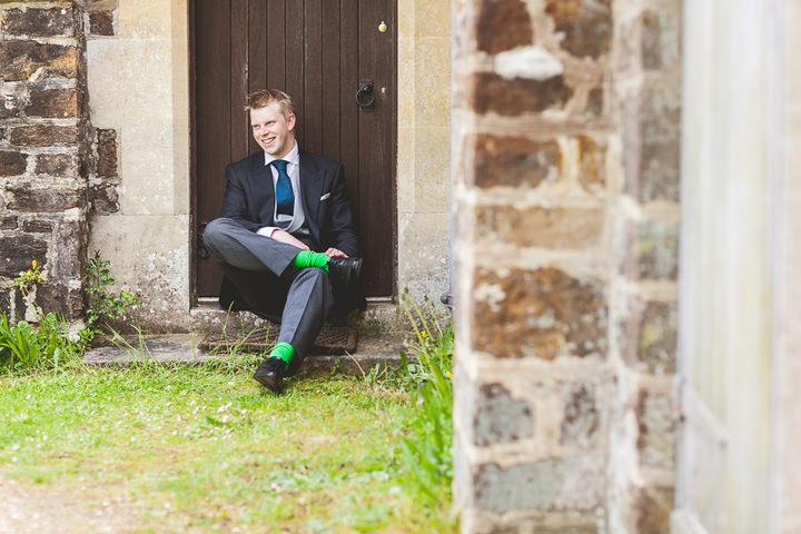 7 English, Country Wedding By Tom Redman