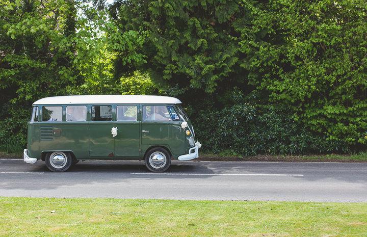8 English, Country Wedding By Tom Redman