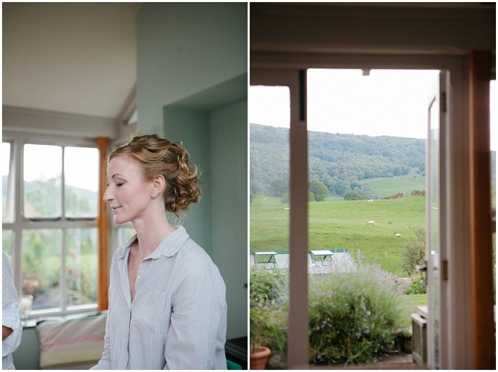 8 Relaxed, Countryside Wedding
