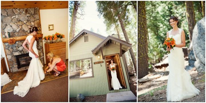 8 Rustic Outdoor Woodland Wedding