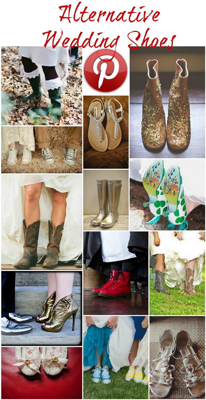 """Képtalálat a következőre: """"alternative wedding shoes"""""""