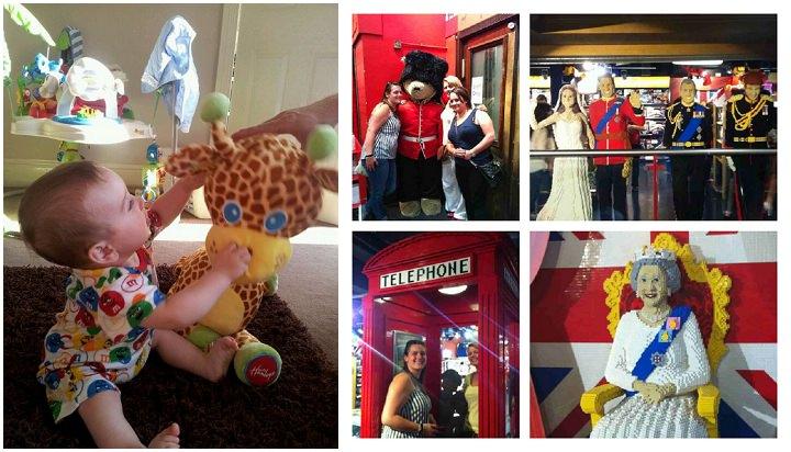 Lucas & Hamley's Giraffe