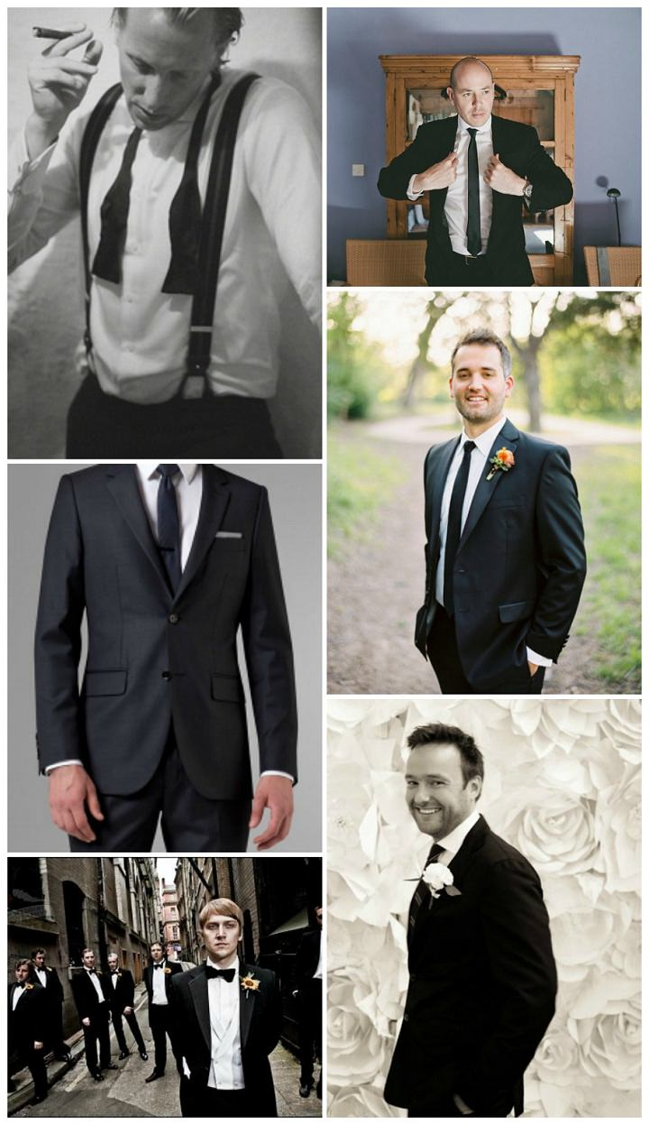 Bridal Style - How to Dress Your Groom and Groomsmen | Boho Weddings ...
