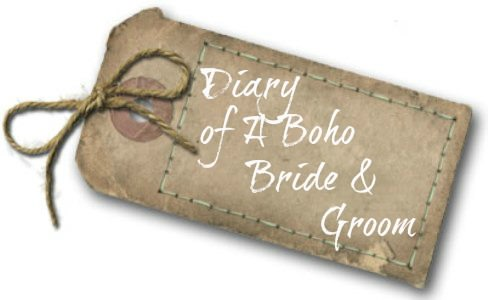 diary of a boho bride and groom