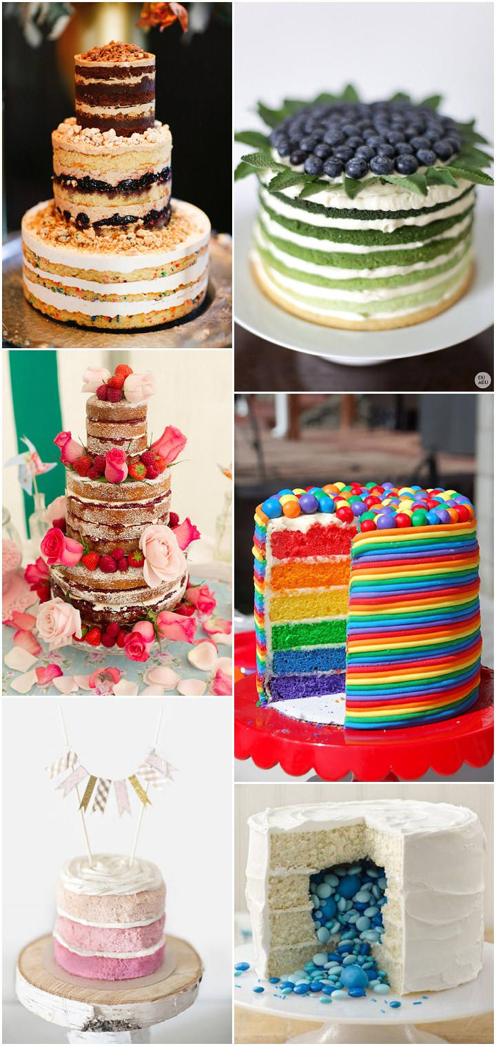 how to choose your wedding cake design choosing your wedding cake ideas and inspiration boho 15603