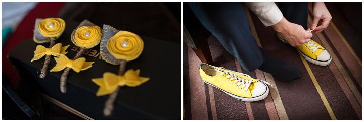 10 Pirate Themed Handmade Wedding in London