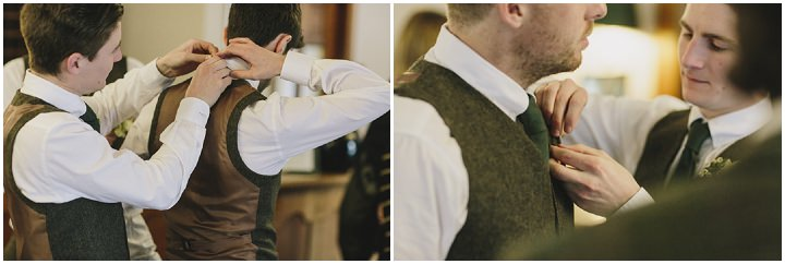 11 Lace and Tweed Wedding in Wales By Craig and Kate